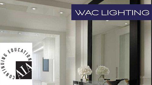 TLA and WAC Lighting event on Oct 21