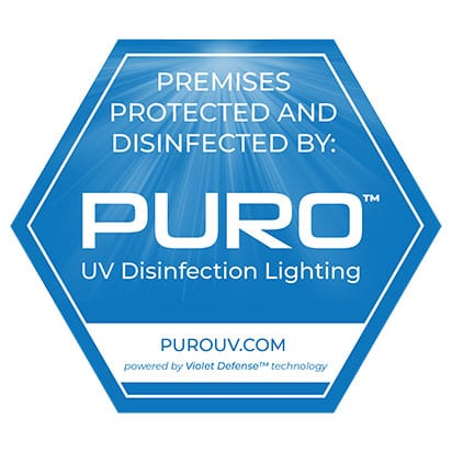 Puro-Protected Decal