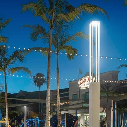 Exterior Lighting Spotlight: LUMIQUAD by LUMINIS, an Acuity Brands Company