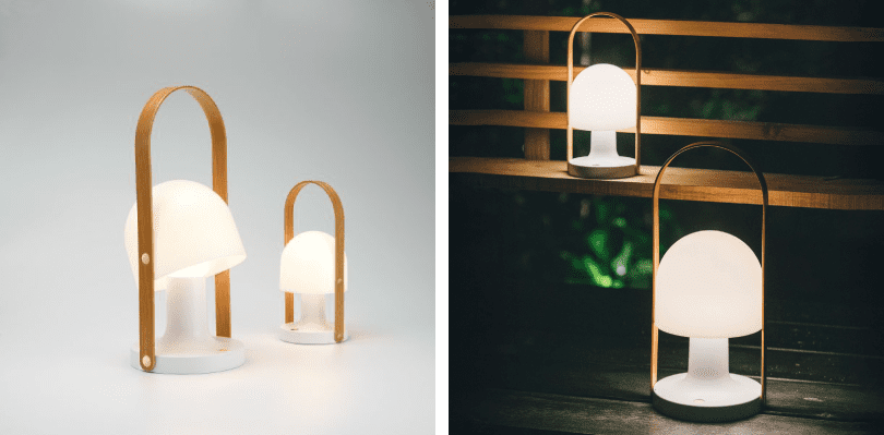 Follow Me Plus decorative lighting by Marset