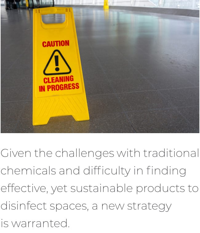 Challenges with Traditional Chemicals