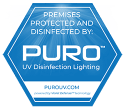 Puro Protected Decal