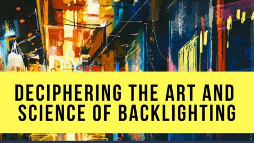 TLA LEDCONN Event LED Backlighting on Nov 2 2021