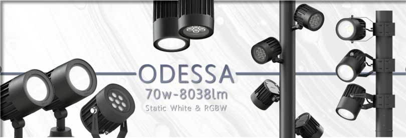TLA New RGBW and Tunable White Products from Ligman Lighting