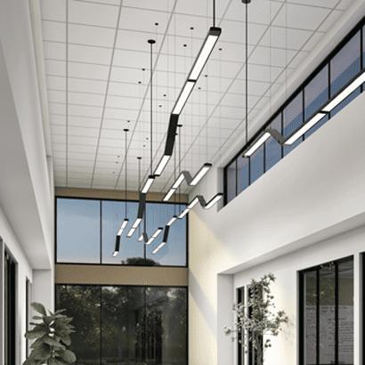 TLA Modulus Luminaire Design