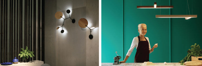 Zaneen Woodlin Collection - TLA Industry Lighting Trends for 2021 – Interior Lighting