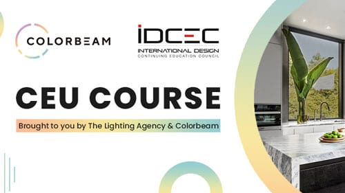 TLA event with Colorbeam Lighting April 4, 2021