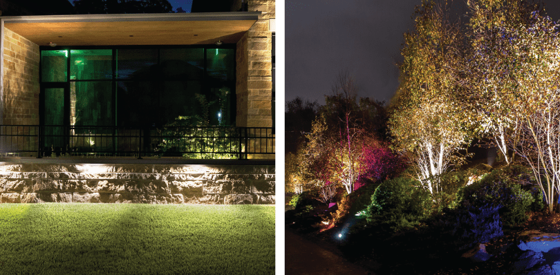 TLA Landscape Lighting Artistry with LED