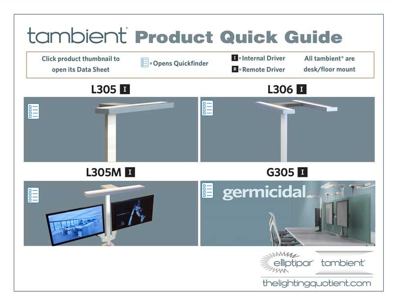 TLA New Manufacturers Spotlight: Tambient from the The Lighting Quotient family